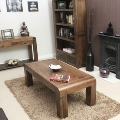 Shiro Walnut Living Room Furniture