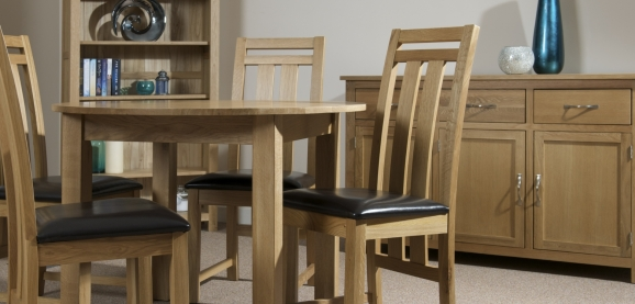 Essentials Oak Furniture