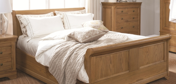 Loire Oak Bedroom Furniture
