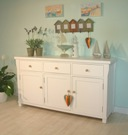 Hampton 3 door sideboard