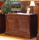 La Roque Hidden Home Office Desk