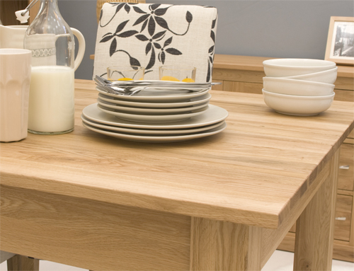 mobel oak 1 5 metre dining table mobel oak dining living room furniture