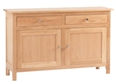 Nimbus 2 Door 2 Drawer Sideboard