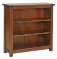 Boston low bookcase