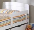 Childrens Rainbow Bed Guard Rail
