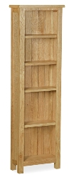 Corndell Lovell Lite Tall Slim Bookcase