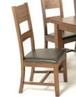 2 x Kilkenny Ladder Back Chairs