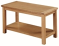 Valewood City Oak Coffee Table