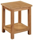 Valewood City Oak Lamp Table