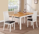 Valewood City Painted Extending Dining Set