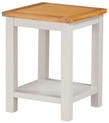 Valewood City Painted Lamp Table