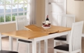 Valewood City Painted Extending Dining Table